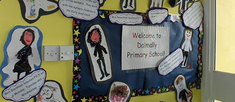 Dalmally School